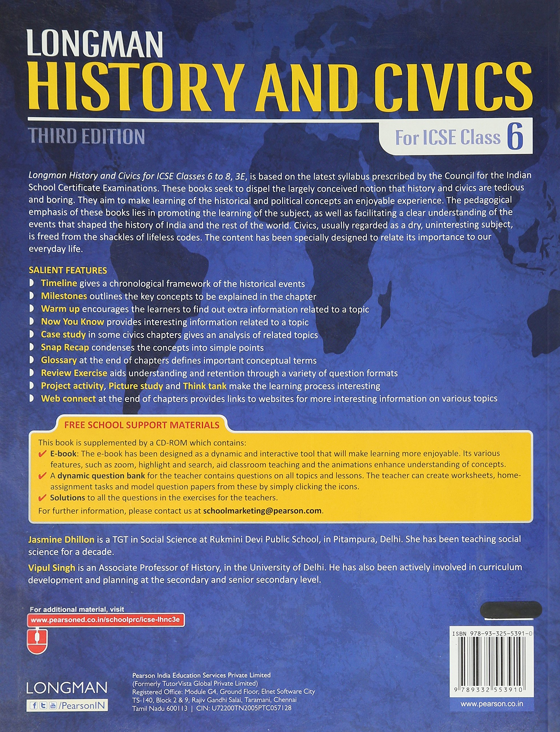 Buy Longman History Civics 3e For Icse Class 6 Book How To Read Electrical Drawings Tutorvista Answers Online At Low Prices In India Reviews