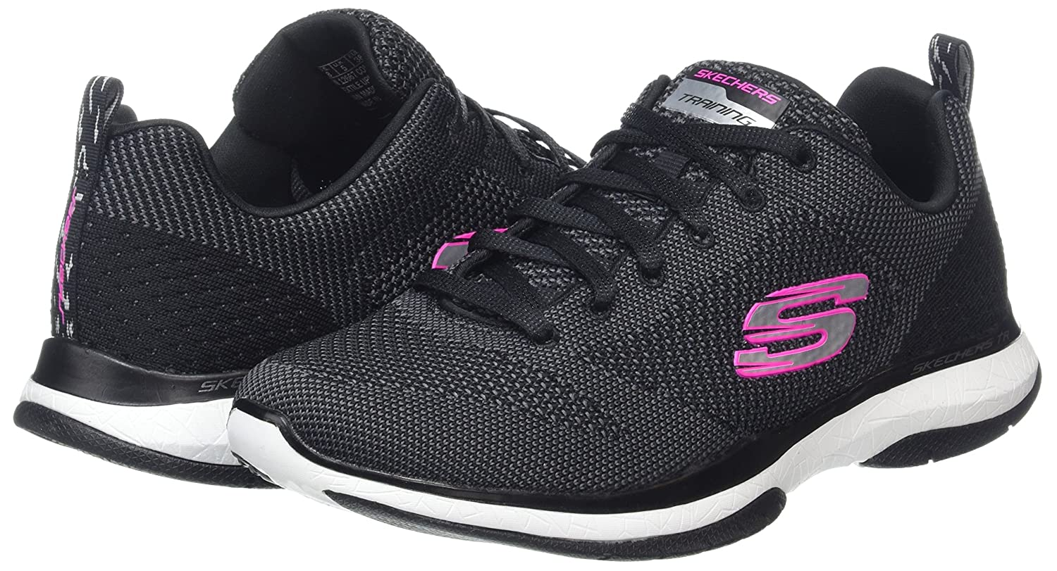 Skechers Damen Damen Damen Burst Tr- Close Knit Turnschuhe  486e3e