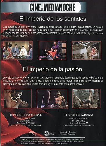 El imperio de la pasión / El imperio de los sentidos: Amazon.es: Kazuko Yoshiyuki, Tatsuya Fuji, Eiko Matsuda, Nagisa Oshima: Cine y Series TV