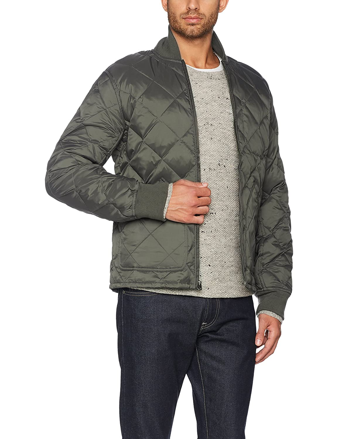 Dockers Jacket Quilted Down Chaqueta para Hombre