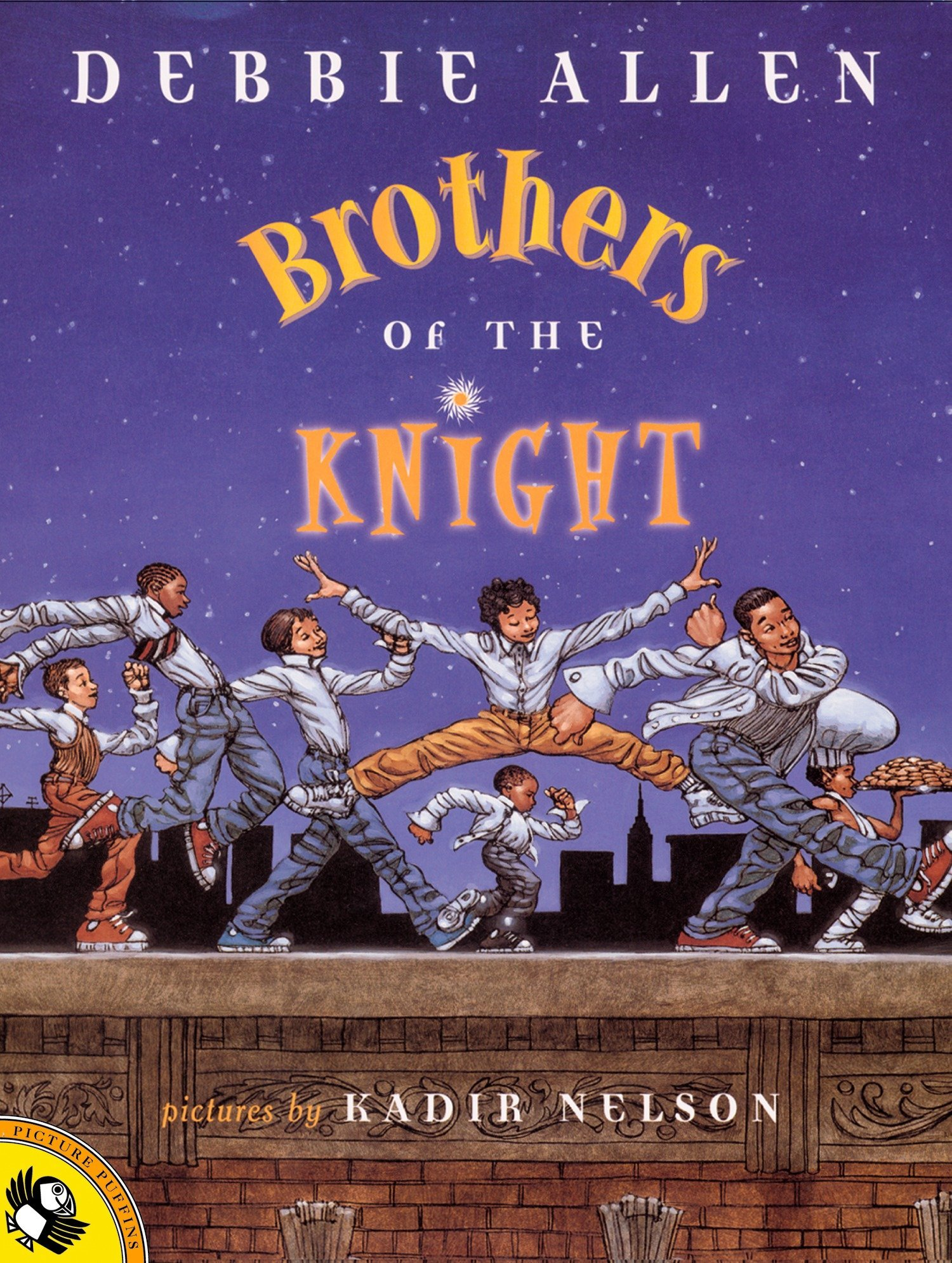 Download Brothers of the Knight (Picture Puffin Books) ebook