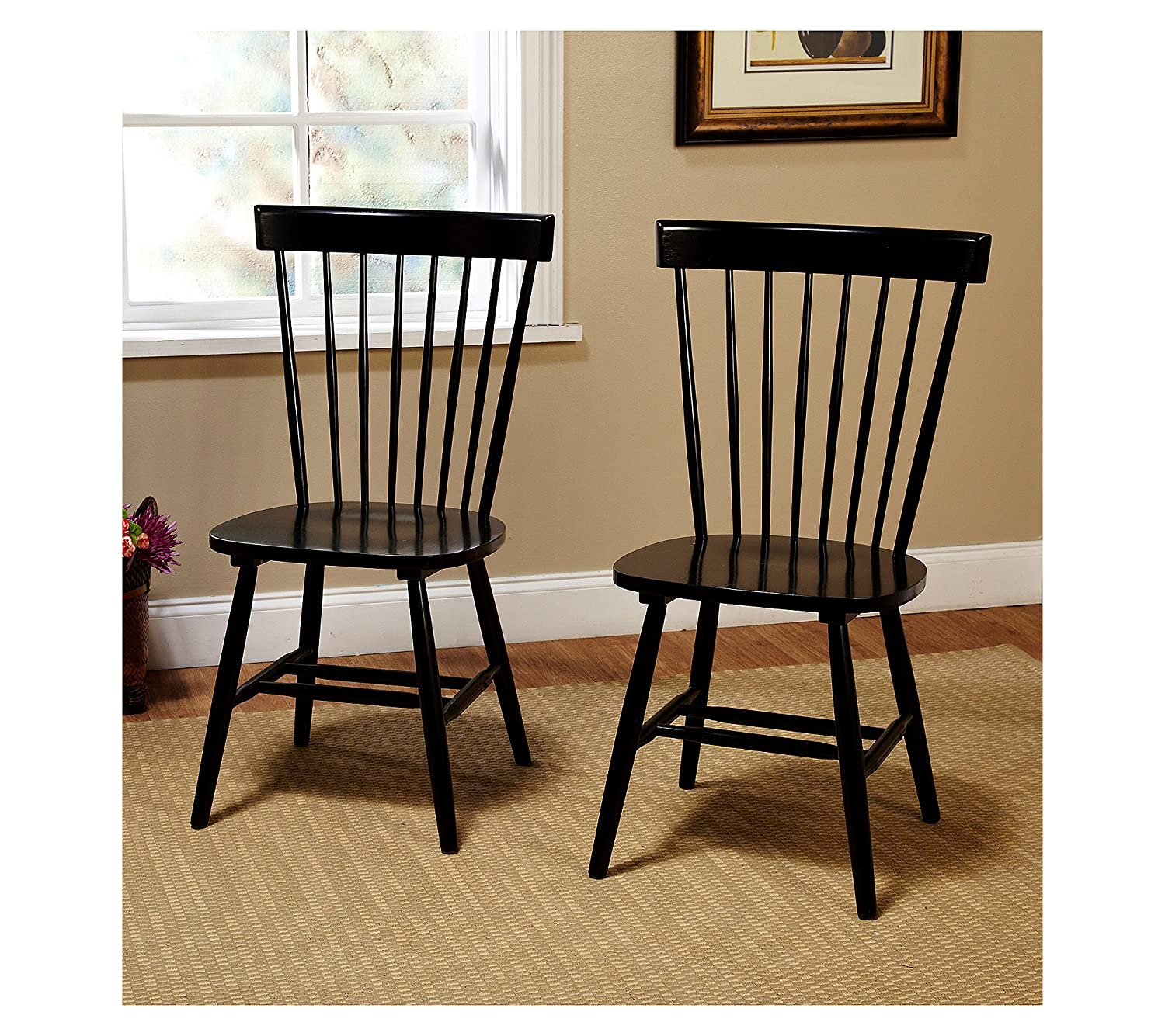 Target Marketing Systems Venice Side Chair Set Of 2