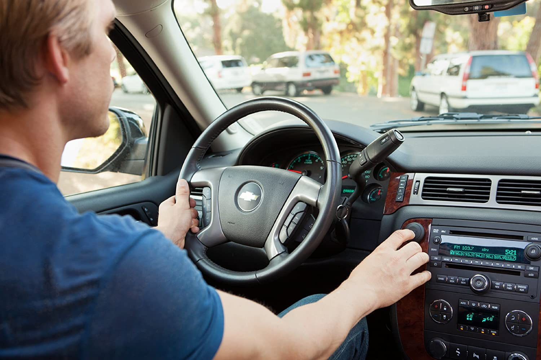 Bluetooth hookups for older vehicles