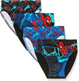 Spider-Man Boys Underwear Brief (4 Pack)