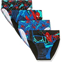 Spider-Man Boys Underwear Brief (4 Pack)