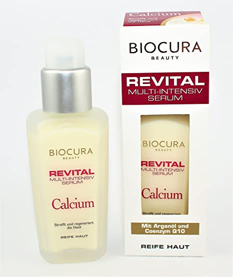 biocura Beauty revital Multi de Intensivo Serum con arganöl y coenzym Q10 50 ml