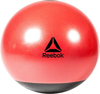 Reebok RAB-40016RD Pelotas de Gimnasia, Unisex Adulto, Rojo, 65 cm ...