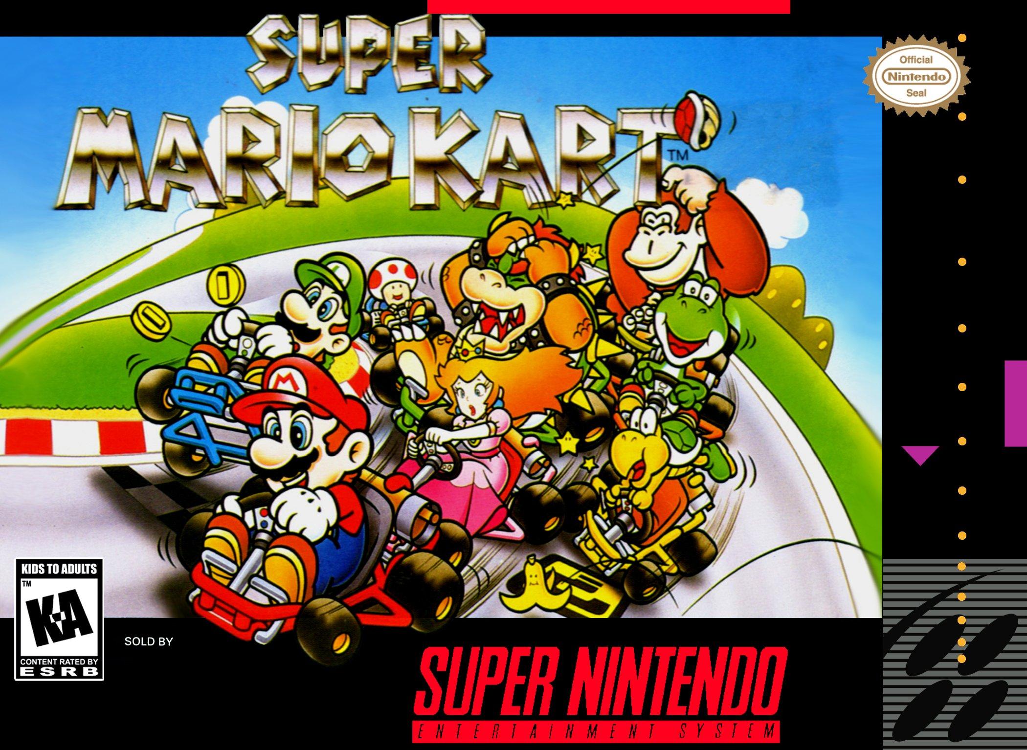 Image result for super mario kart