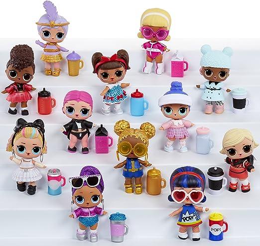 Amazon.es: MGA Entertainment L.O.L. Surprise! Under Wraps Doll Asst in PDQ Tray muñeca - Muñecas, Femenino, Chica, 12 año(s), De plástico, 165, 1 mm: Juguetes y juegos