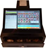Restaurant Point of Sale POS System with 14'' Screen. This Cutting Edge Point of Sale POS System Can Be Used in Either a Quick Serve or Full Serve Restaurant Environment. Kitchen Printers or Tablets Can Be Purchased Separately.