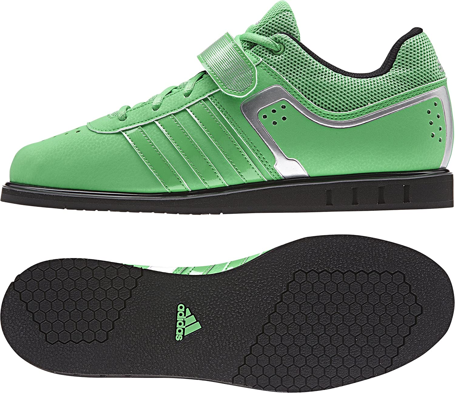 a5cf30101f0b Adidas Powerlift 2.0 Mens Weight Lifting Shoes
