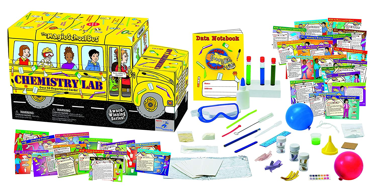 Top 13 Best Chemistry Set for Kids Reviews in 2020 4