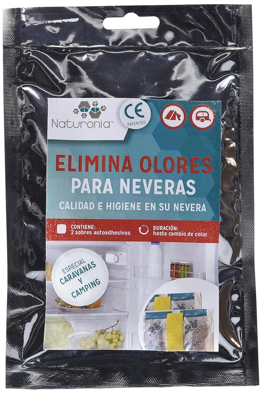 Naturonia Absorbe Olores Frigo 2 Sobres Autoadhesivo: Amazon.es ...
