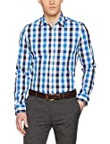 Redford Men's München Long Sleeve Casual Shirt
