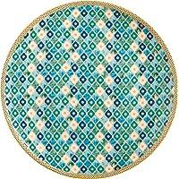 Maxwell & Williams Teas & C's Kasbah Coupe Plate, 19.5 cm Diameter, Mint
