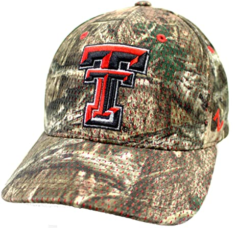 on sale a3fc3 82df9 ... cheapest texas tech red raiders mossy oak camouflage adjustable hat  11151 b3d27