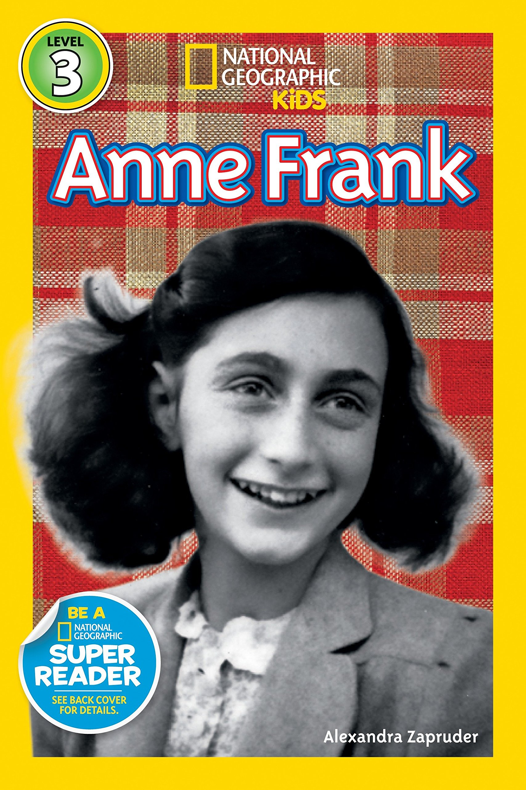Download National Geographic Readers: Anne Frank (Readers Bios) pdf