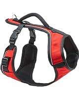 PetSafe EasySport - Arnés, mediano, color rojo