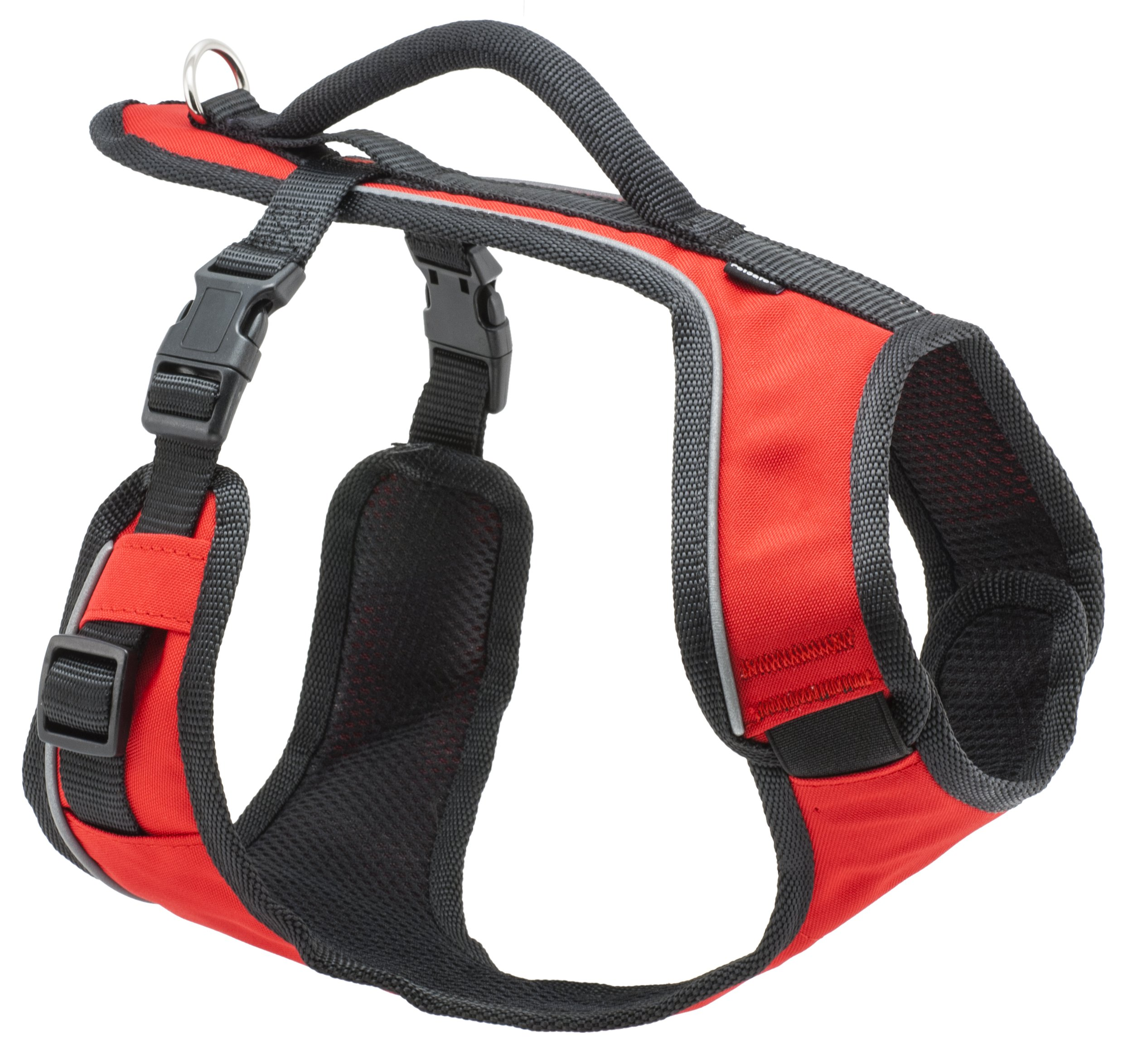 PetSafe EasySport Dog Harness, Adjustable Padded Dog Harness with Control Handle and Reflective Piping, From the Makers of the Easy Walk Harness