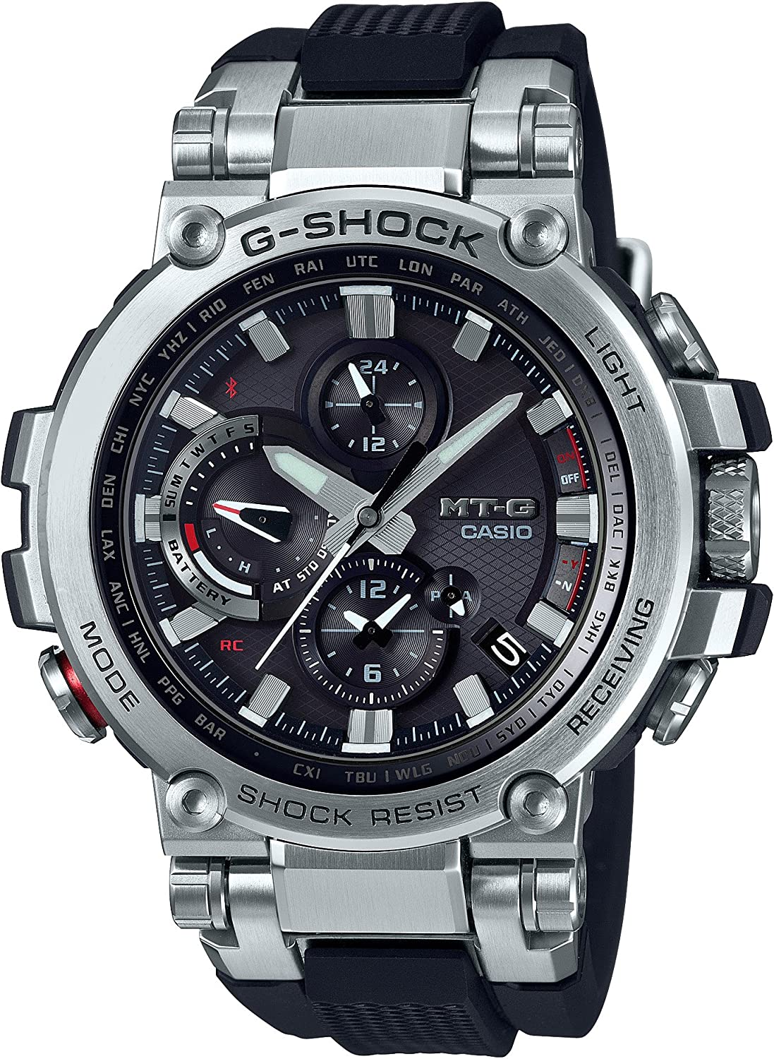 CASIO G-SHOCK MT-G Bluetooth MTG-B1000-1AJF Japan Domestic Genuine Products