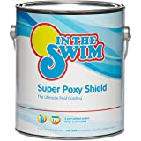 In The Swim Super Poxy Shield Epoxy-Base Swimming Pool Paint - Pool Blue 1 Gallon