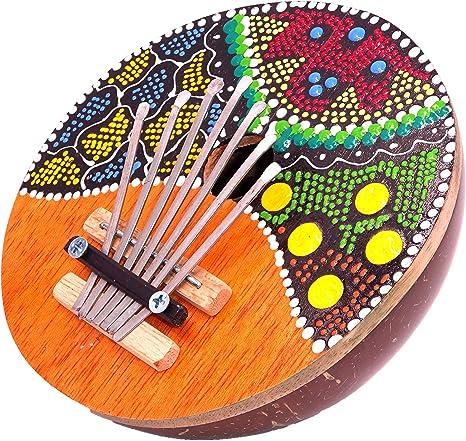 Karimba Kalimba - Guitarra de pulgar Sanza Coco, instrumento ...