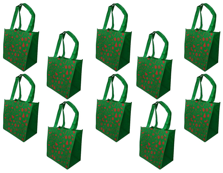 激安ブランド ReBagMe Grocery Large Reusable Grocery Reusable Bag Totes with Extra補強ハンドル( 10個パック) 10個パック) グリーン B073FZ91YZ グリーン, フィッシングサンイン:1c364bc1 --- senas.4x4.lt