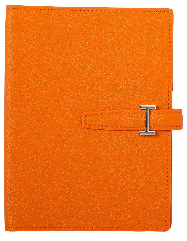 Franklin planner Carano Buressa III – Organizzatore di 64365 formato A6 arancione parallelo [Importato dal Giappone]
