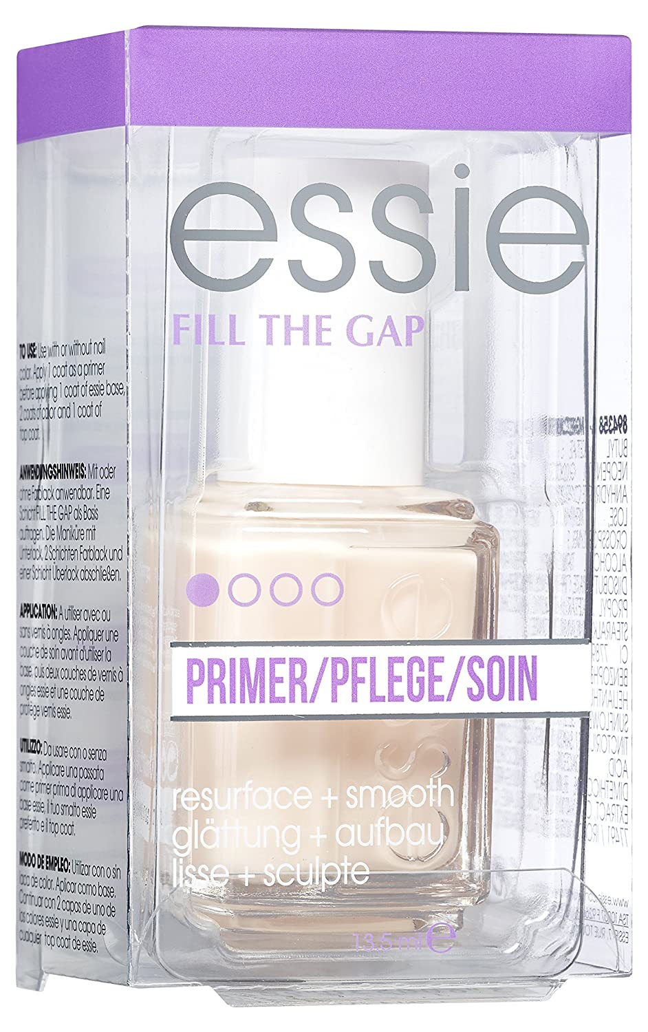 Corrector Superficie Irregular Fill The Gap ESSIE 3600530904662