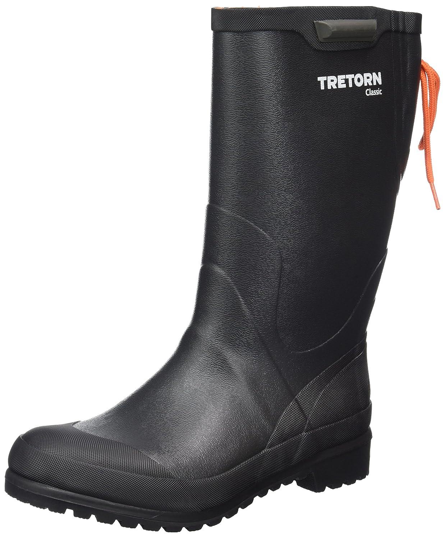 Tretorn Classic, Botas de Agua Unisex Adulto40 EU|Negro (Black 010)