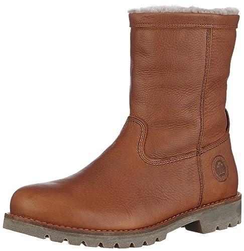 Panama Jack - Botas Braun (Cuero/Bark), 42 EU: Amazon.es: Zapatos y complementos