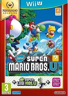 New Super Mario Bros. U - Nintendo Selects [Importación Francesa ...