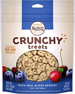 NUTRO Natural Crunchy Dog Treats