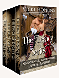 The Legacy Series (Box Set Books 1, 2, 3 and 4)