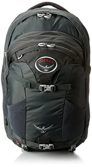 OSPREY Farpoint 70 Backpack, Charcoal, M L  Amazon.co.uk  Sports ... d489d4cdfe