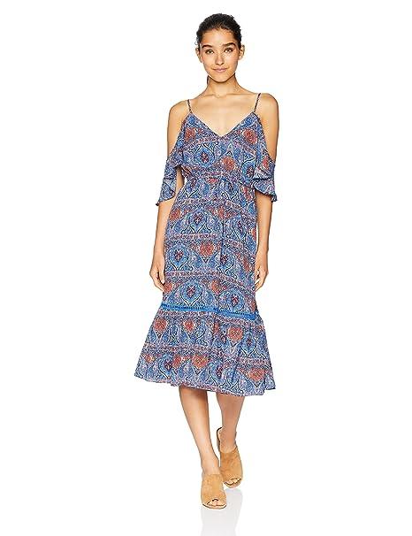 4c18395b77f0 Jack Women s Marrakeh Express Printed CDC Dress at Amazon Women s Clothing  store
