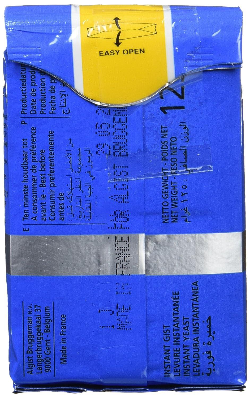 Bruggeman Instant Levadura - 12 Paquetes de 125 gr - Total ...