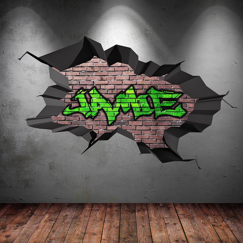 wandtattoo graffiti namen reuniecollegenoetsele. Black Bedroom Furniture Sets. Home Design Ideas