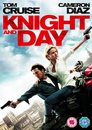 6ca8872625 Knight and Day  DVD   Amazon.co.uk  Tom Cruise