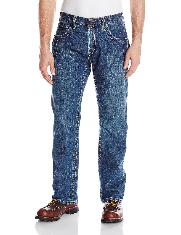Ariat Men's Flame-Resistant M5 Slim-Fit Straight-Leg Jean