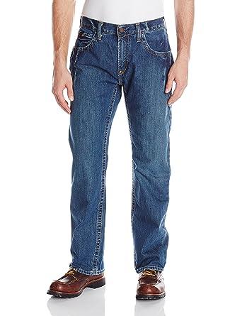 efef4af019a ARIAT Men s Fr M5 Slim Basic Stackable Straight Leg Jean Clay Size 29W X 32L