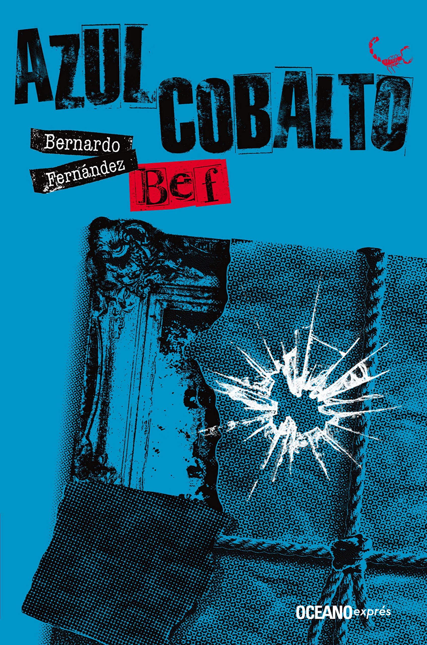Azul cobalto (Misterio)