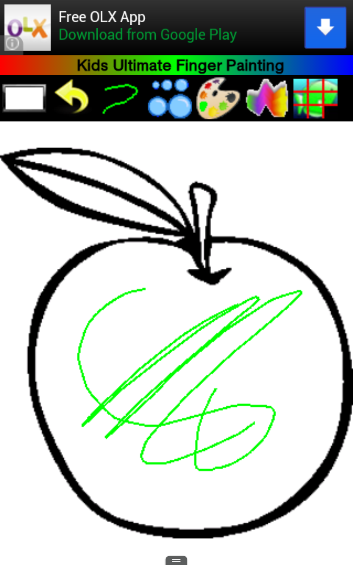 Amazon.com: Kids Ultimate Finger Painting (Free): Appstore for Android