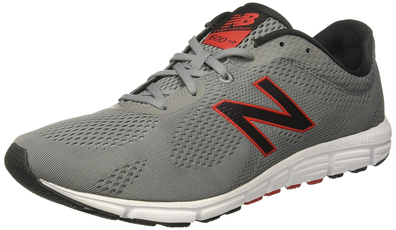 New Balance Men's 600v2 Natural Running Shoe B01M17EAV3 13 D(M) US|Gunmetal/Black