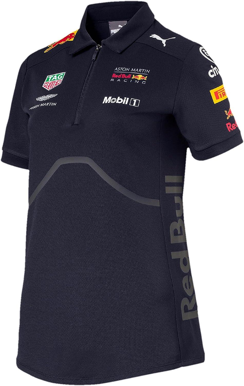 Red Bull Racing Formula 1 Women's 2018 Puma Navy Team Polo