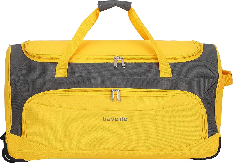 Travelite Garda Pop XL Sac de Voyage /à roulettes 72 cm