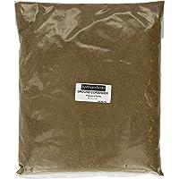 JustIngredients Essential Coriander Cilantro Molido, 1000 gr, Pack