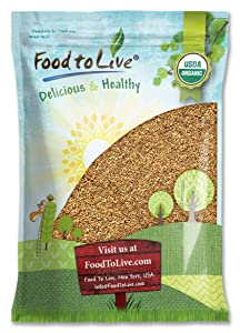 Organic Oat Groats, 25 Pounds — 100% Whole Grain, Non-GMO Seeds, Kosher, Raw, Non-Irradiated, Vegan, Bulk, Low Glycemic, Rich in Protein, Fiber, Copper and Manganese