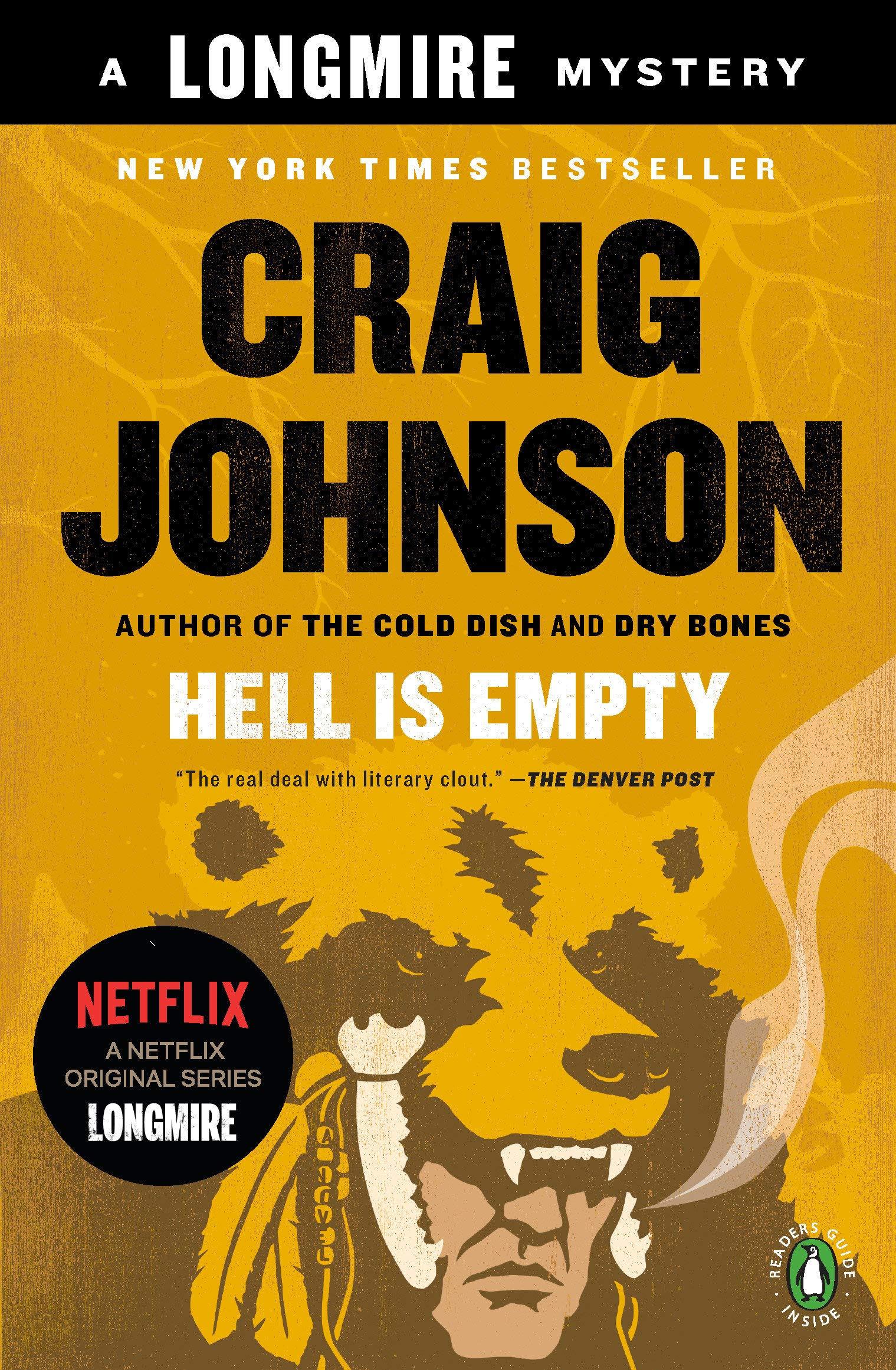 Amazon.fr - Hell Is Empty  A Longmire Mystery - Craig Johnson - Livres 7e7a55594b2a