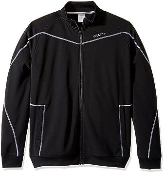 Craft Men's In-the-Zone Full-Zip Sweatshirt Jacket.